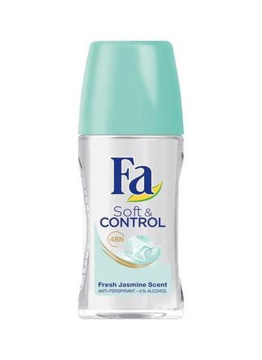 Fa Fa Roll On Soft Control Bayan Renksiz